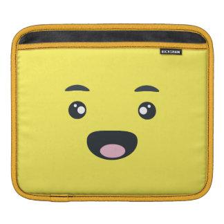 Smiling Emoji iPad Sleeve