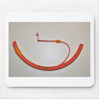 Smiling Endotracheal Tube Mouse Pad