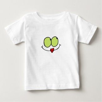 smiling face baby T-Shirt