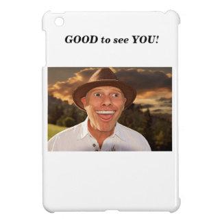 Smiling face iPad mini covers
