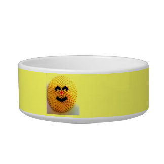 Smiling Face Pet Bowl