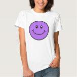 Smiling Face Shirt Purple 0001
