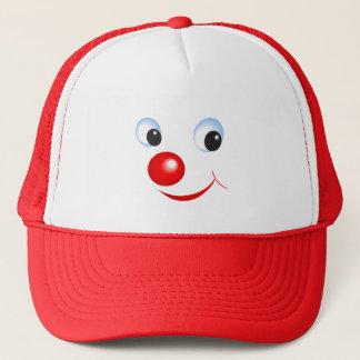 Smiling Face Trucker Hat