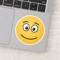 Smiling Face with Open Eyes Sticker