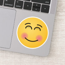 Smiling Face with Smiling Eyes Sticker