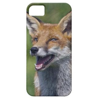Smiling Fox iPhone 5 Case-Mate Case