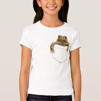 Smiling Frog In Your Pocket T-Shirt