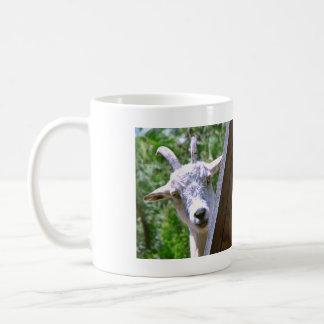 Smiling Goat mug - left