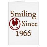 Smiling Greeting Card