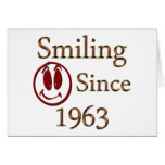 Smiling Greeting Cards
