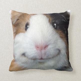 Smiling Guinea Pig Pillows