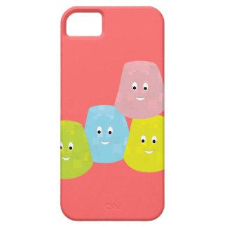 Smiling gumdrops iPhone SE/5/5s case