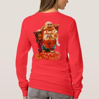 Smiling Happiness Buddha T-Shirt