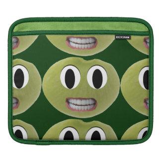 Smiling Happy Lima Bean iPad Sleeve