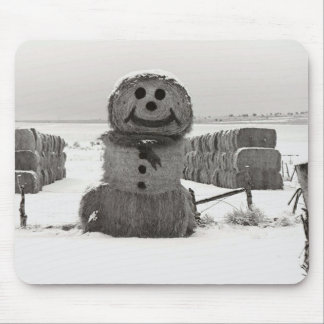 Smiling Hay, Highway 50, Nevada Mouse Pad