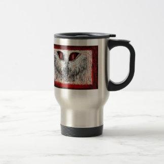 Smiling ice demon coffee mug