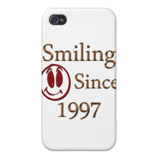 Smiling iPhone 4/4S Cover