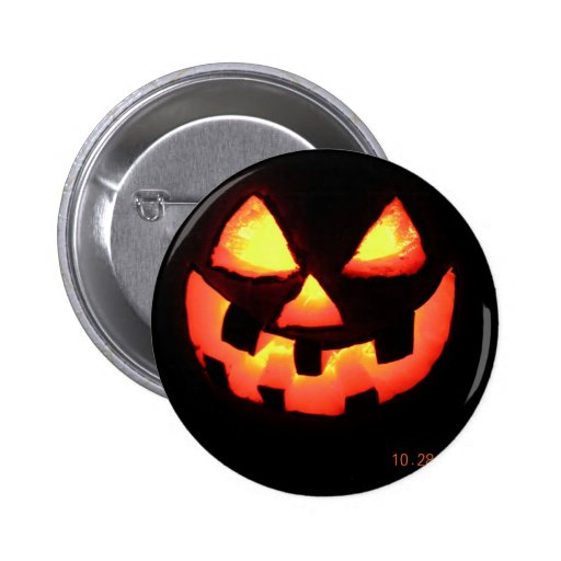 smiling Jack 2 Inch Round Button