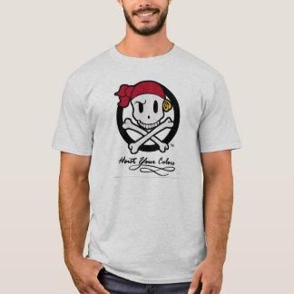 Smiling Jack - Hoist Your Colors T-Shirt
