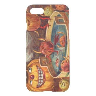 Smiling Jack O' Lantern Pumpkin iPhone 8/7 Case