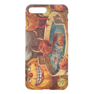 Smiling Jack O' Lantern Pumpkin iPhone 8 Plus/7 Plus Case