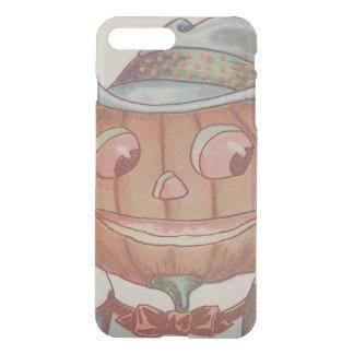 Smiling Jack O' Lantern Pumpkin Suit iPhone 8 Plus/7 Plus Case
