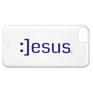 Smiling Jesus iPhone Cover iPhone 5C Case