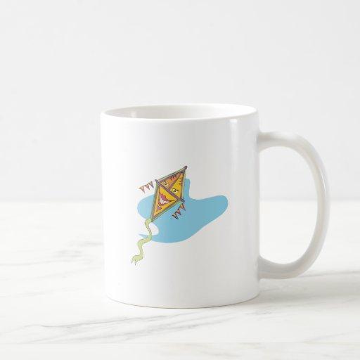 Smiling Kite Mugs