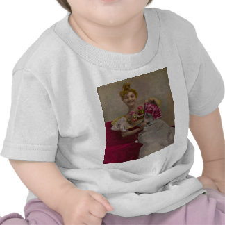 Smiling Lady from the 1900s Tshirt
