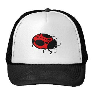 Smiling Ladybug  - Trucker Hat