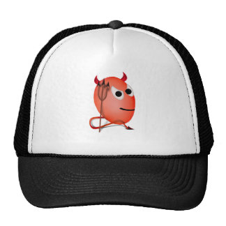 Smiling Little Devil'ed Egg Trucker Hat
