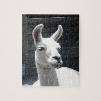 Smiling Llama Puzzle