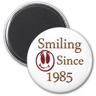 Smiling Magnet