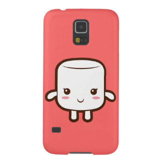 Smiling marshmallow galaxy s5 case