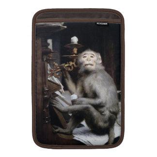 Smiling Monkey MacBook Sleeves
