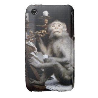 Smiling Monkey iPhone 3 Case