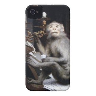 Smiling Monkey iPhone 4 Cover
