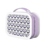 Smiling Monkey Skull Lunch Boxes