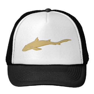 Smiling Nurse Shark Mesh Hats