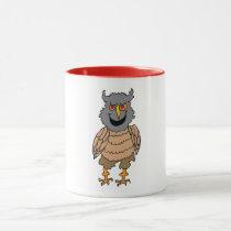Smiling Owl Mug