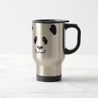 Smiling Panda Travel Mug