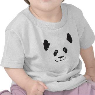 Smiling Panda T Shirt