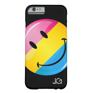 Smiling Pansexual Pride Flag Barely There iPhone 6 Case