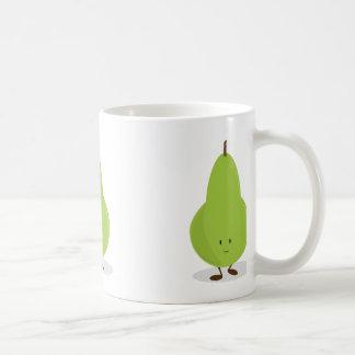 Smiling Pear Coffee Mug
