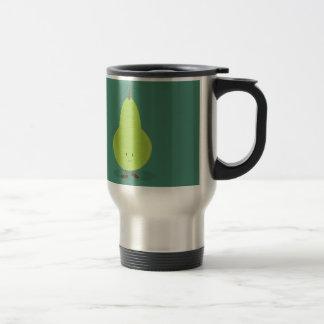 Smiling Pear Travel Mug