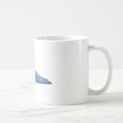 Smiling Pigeon Classic White Coffee Mug