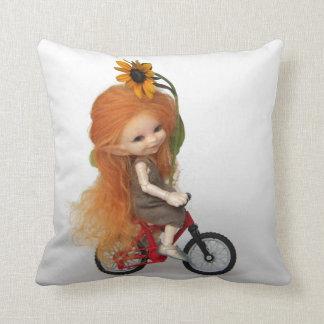 Smiling Pixie Pillows