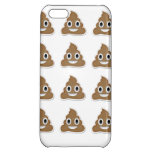 Smiling Poo Emoji Case iPhone 5C Cases