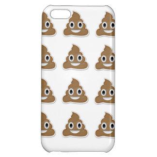 Smiling Poo Emoji Case iPhone 5C Cases