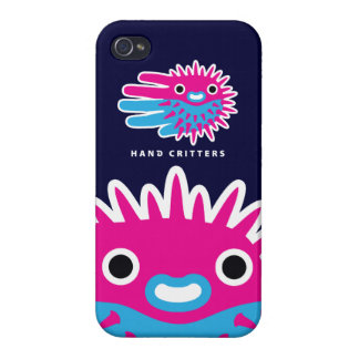 Smiling Puffer Fish iPhone 4 Covers
